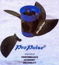 ProPulse adjustable replacement blades 6501 fits propeller 6901 1